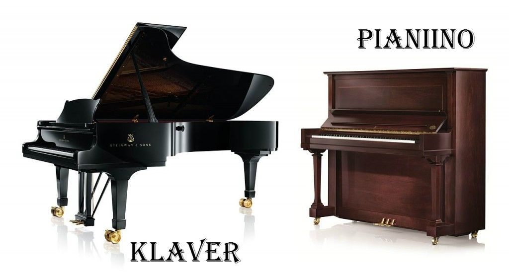 Klaveri ja pianiino transport